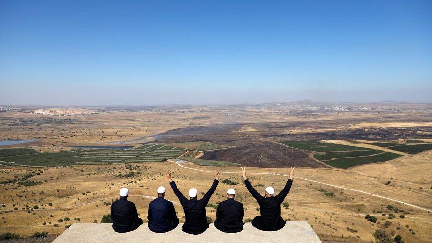 ABD'nin Golan Tepelerini İsrail toprakları olarak tanımasına tüm dünyadan tepki yağdı