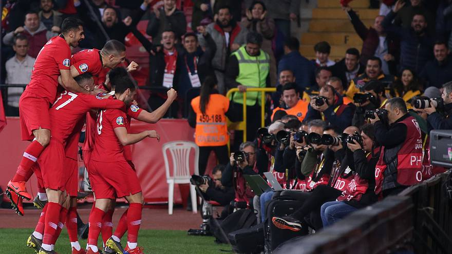 'Merhaba Kardeş': Türkiye Milli Takımı Moldova'yı farklı yendi: 4-0