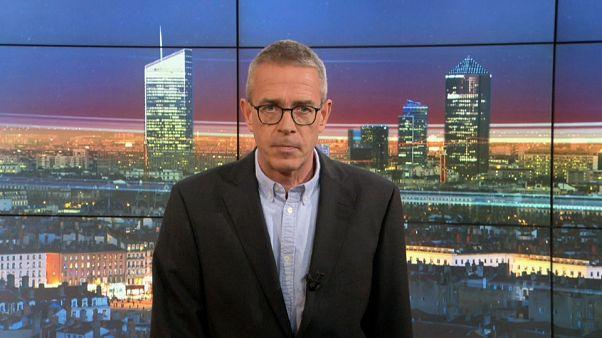Euronews am Abend vom 25.3.: Brexit, Trump, Tote durch Fluten im Iran