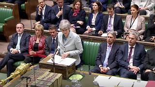 MPs take control of Brexit agenda from Theresa May to consider alternative options