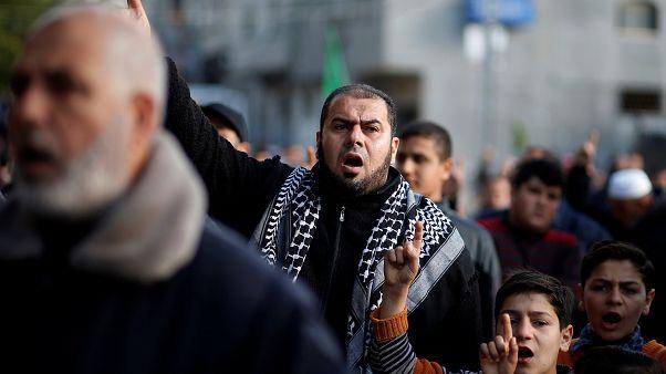 İsrail ve Hamas arasında Mısır'ın arabuluculuğunda ateşkes sağlandı