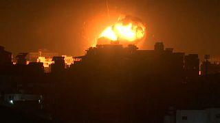 Militante Palästinenser feuern erneut Raketen aus Gaza