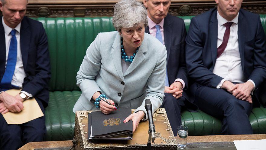 Les députés britanniques prennent la main sur le Brexit
