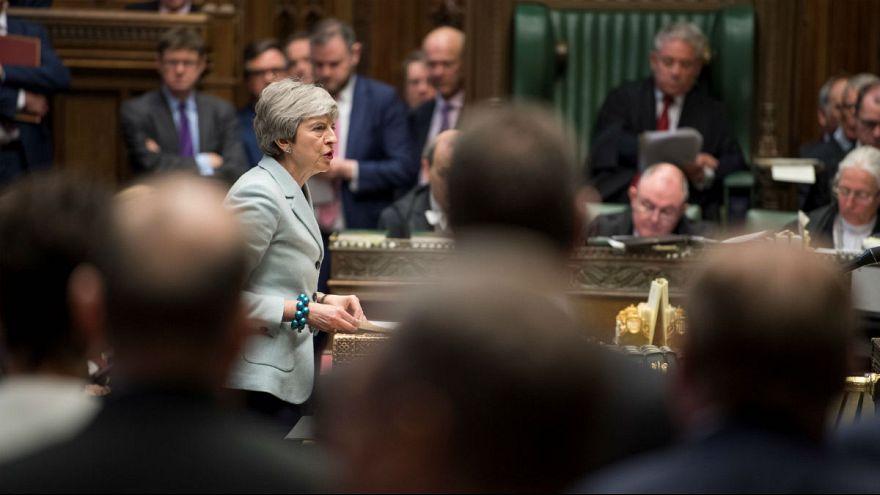 تِرزا مِی خلع سلاح شد؛ کنترل برکسیت در اختیار پارلمان قرار گرفت