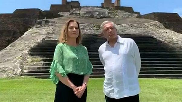 Bocsánatot követel Mexikó a spanyol hódítás alatt elkövetett bűnökért