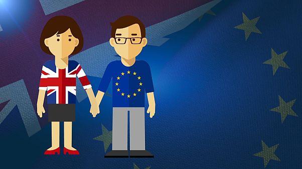 La tumultueuse relation entre le Royaume-Uni et l'UE