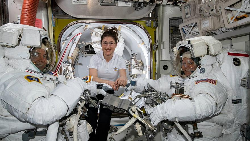 NASA forced to cancel historic all-female spacewalk over limited spacesuit sizes