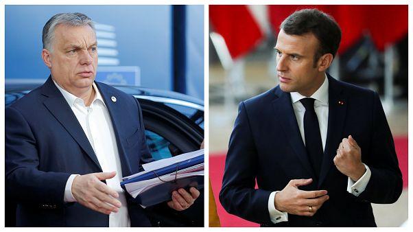 Nemzeti vita kontra konzultáció: Orbán vagy Macron módszere a jobb?
