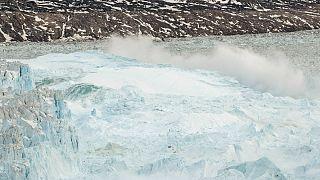 ناسا: یخچالهای طبیعی گرینلند پس از سالها آب رفتن دوباره حجیم میشوند