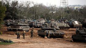Israelische Luftwaffe bombardiert weiter Ziele im Gazastreifen