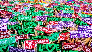 Green festival: partying consciously at Sziget Festival