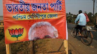 Indische Parteien bestechen Wähler mit Alkohol und Drogen