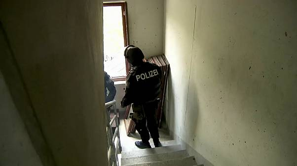 """Обыск в доме лидера австрийских """"идентитариев"""""""