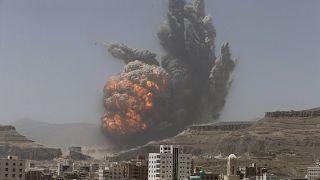 Yemen'in başkenti Sana