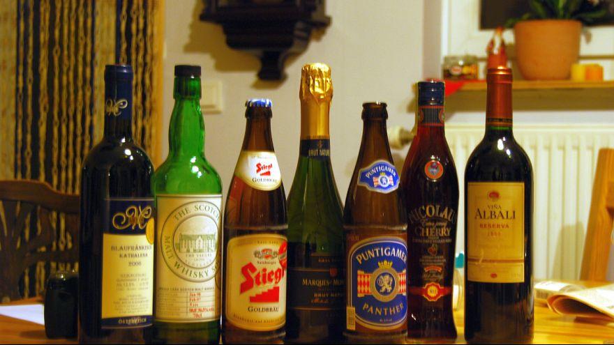فرانسویها در روز چقدر الکل مینوشند؟