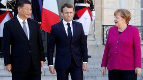 La Cina preoccupa l'Europa