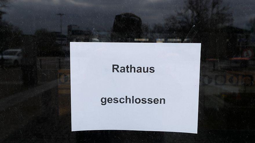 En Allemagne, six mairies évacuées suite à des menaces d'attentat à la bombe