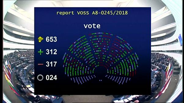 MEPs back divisive EU copyright overhaul