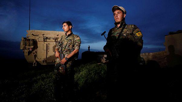 کردهای سوریه خواستار محاکمه اعضای داعش در دادگاههای بینالمللی شدند
