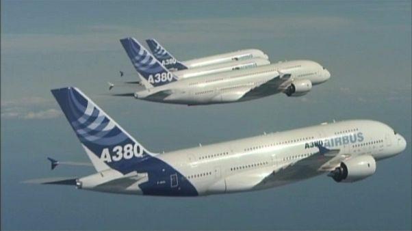 La Chine commande 300 avions à Airbus pour près de 30 milliards d'euros
