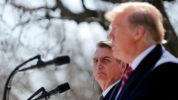 Başkan Trump'ın destek açıkladığı Brezilya NATO üyesi olabilir mi?