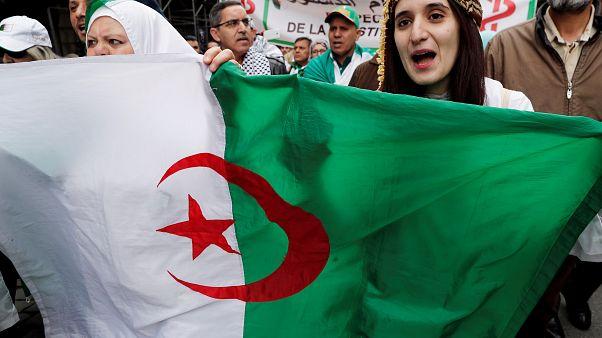 Cezayir Cumhurbaşkanı Abdulaziz Buteflika
