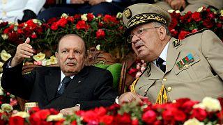 رئیس ستاد کل ارتش الجزایرخواستار اعلام ناتوانی بوتفلیقه در انجام وظایفش شد