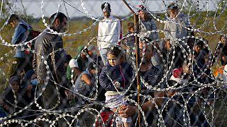 10. alkalommal járt közben az Európai Bíróság, hogy enni adjanak a tranzitzónában várakozóknak