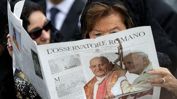 استعفای زنان تحریریه روزنامه در واتیکان