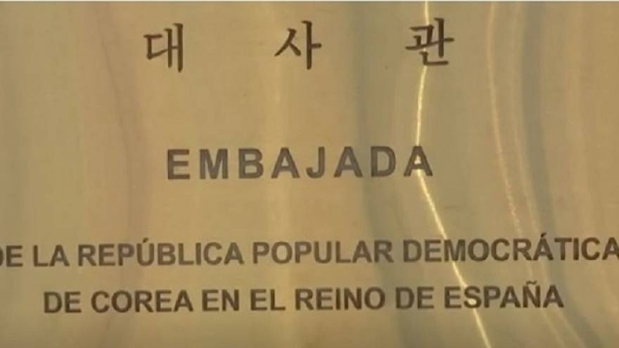 Mexican national stole files from North Korean embassy in Spain for the FBI, Spanish court says