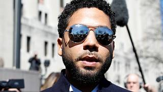All charges against 'Empire' actor Jussie Smollett dropped