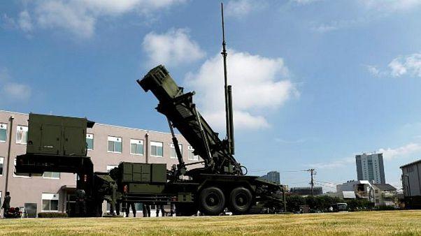 سیستم دفاع موشکی پاتریوت