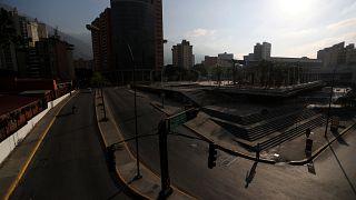 Venezuela'nın başkenti Karakas'ta elektrik kesintisi yaşanıyor