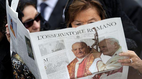 Ватикан: женщины сдаются