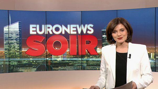 Euronews Soir : l'actualité du mardi 26 mars
