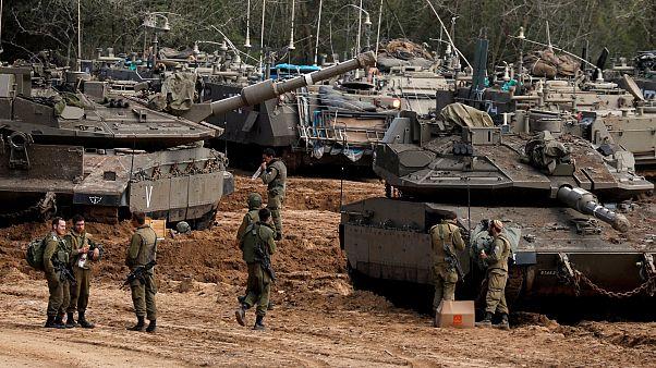 Израиль опровергает сообщения о прекращении огня