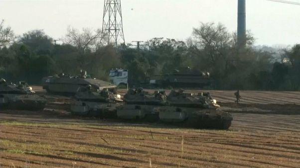 Nouveau tir de roquette en direction d'Israël