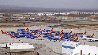 Boeing 737 MAX совершил экстренную посадку в США