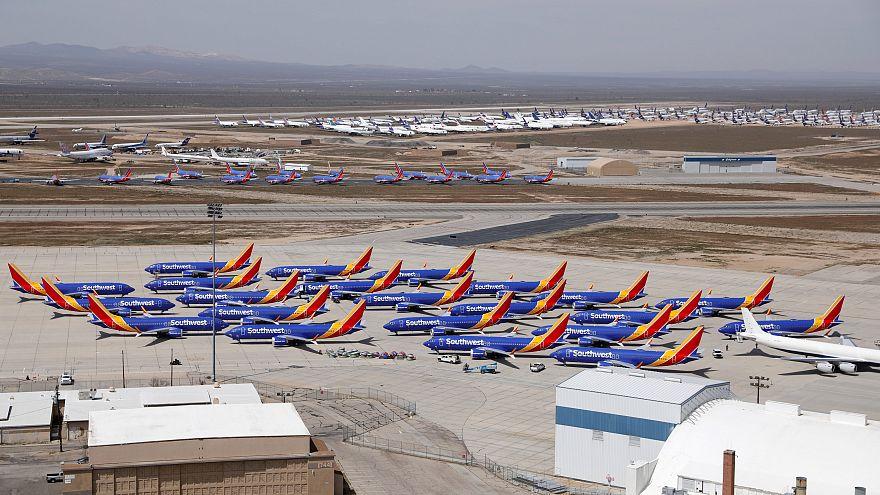 Un Boeing 737 Max sin pasajeros realiza un aterrizaje de emergencia en EE UU