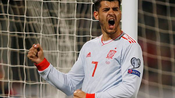 Morata aprovecha el trámite: Malta 0 - España 2