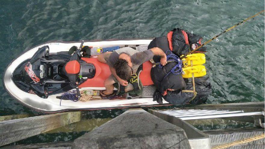 От полиции на гидроцикле до Папуа-Новой Гвинеи