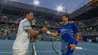 Masters de Miami : Djokovic éliminé en huitièmes de finale