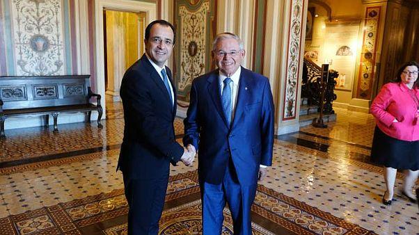 Επαφές του ΥΠΕΞ της Κύπρου στις ΗΠΑ