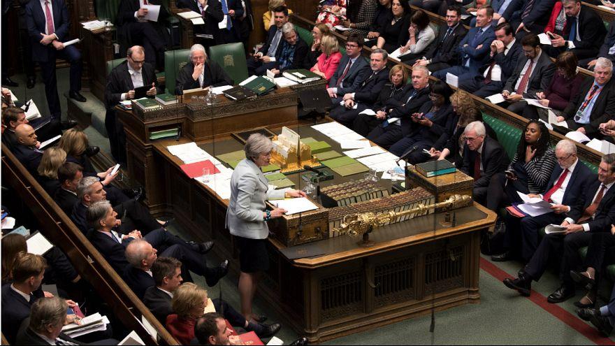 مجلس عوام بریتانیا