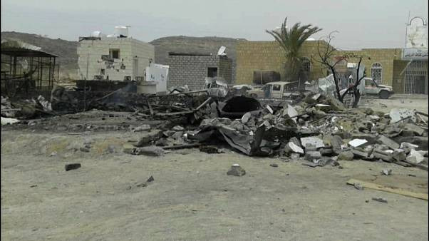 Hospital airstrike marks four years of Yemen Civil War