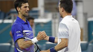 Miami Open: Djokovic im Achtelfinale ausgeschieden