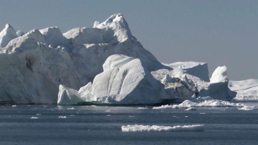 Climat : un glacier du Groenland arrête de fondre