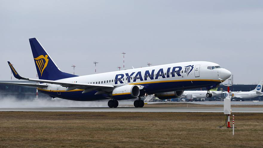 'Ryanair is the new coal' as it becomes first airline in EU's top ten biggest polluters