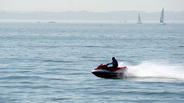 Avustralya: Jet ski ile ülkeden kaçmaya çalışan uyuşturucu taciri yakalandı