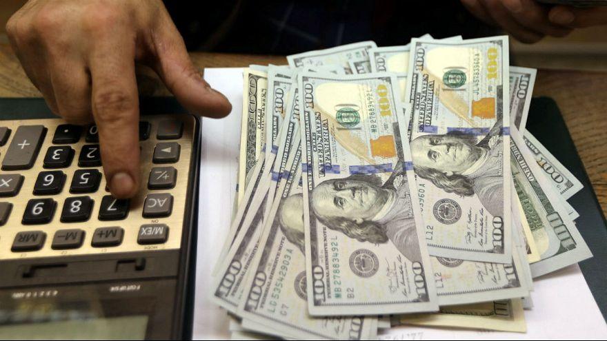 رشد ۳۰۰ تومانی دلار در هفته اول فروردین